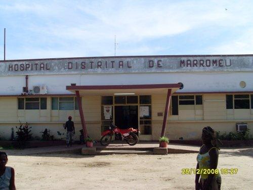 MARROMEU - o hospital
