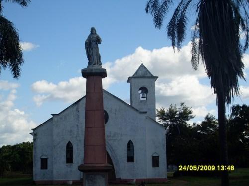 LUABO - a igreja