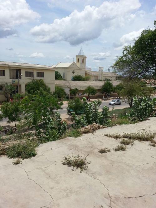 TETE - Colégio de São José de Cluny e Igreja São Tiago Maior