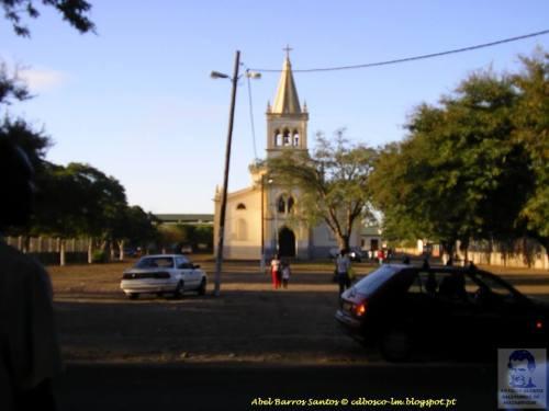 MAPUTO - missão de S josé de Lhanguene
