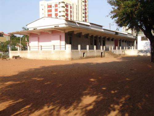 MAPUTO - escola Rebelo da Silva