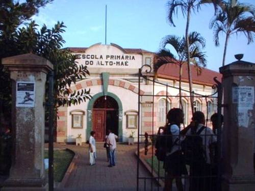 MAPUTO - escola primária