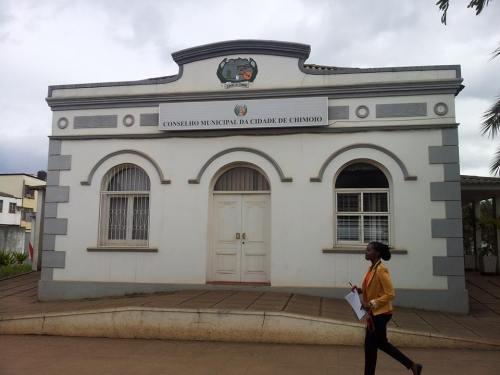 CHIMOIO - O conselho municipal