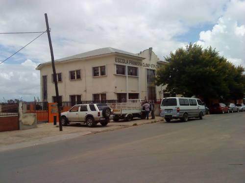 MAPUTO - ex escola João de Deus