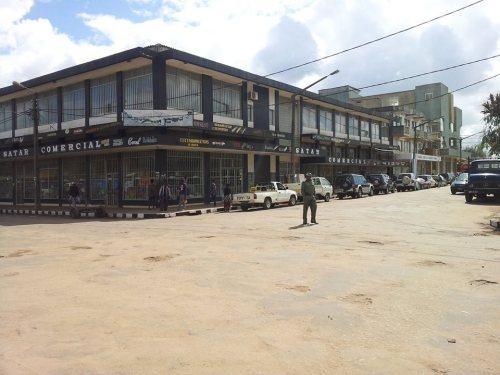 CHIMOIO - zona comercial