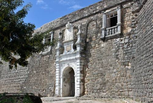 ILHA DE MOÇAMBIQUE -  a fortaleza