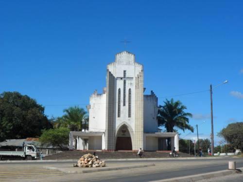 MOCUBA - a igreja