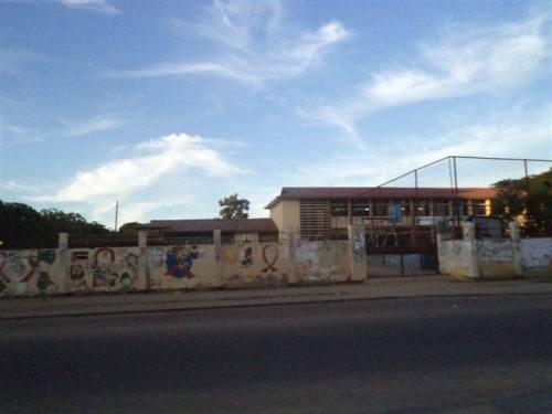 MAPUTO - ex escola Rainha D Leonor