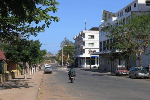 PEMBA - rua da cidade