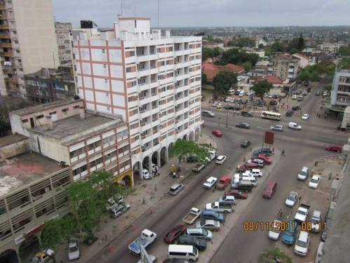 MAPUTO - zona do Alto Maé