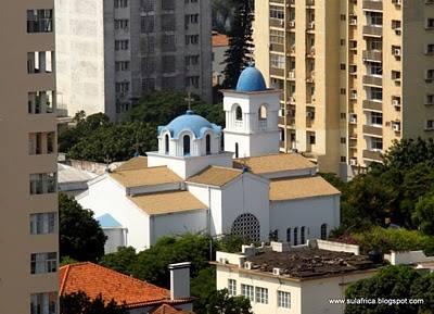 MAPUTO - igreja ortodoxa grega