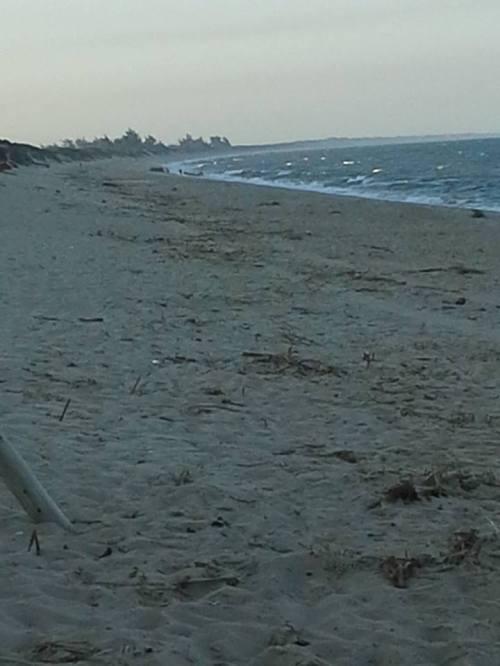 MACANETA - vista da praia