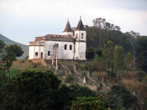 MANICA - igreja de N. Senhora do Rosário