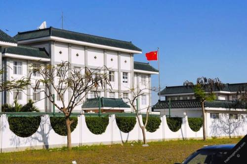 MAPUTO - embaixada da China