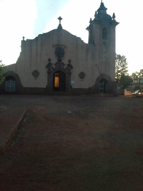 NAMAACHA - igreja