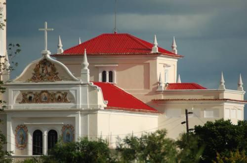 MECONTA -  igreja do Santuário de Santa Maria Mãe do Redentor