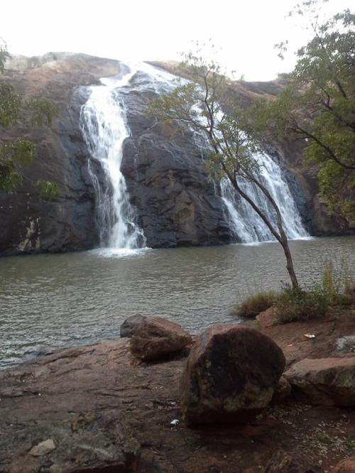 NAMAACHA -  a cascata