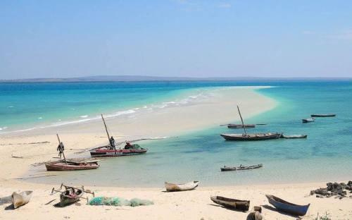 NACALA - praia dos pescadores