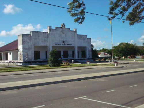 MANHIÇA - edificio da administração