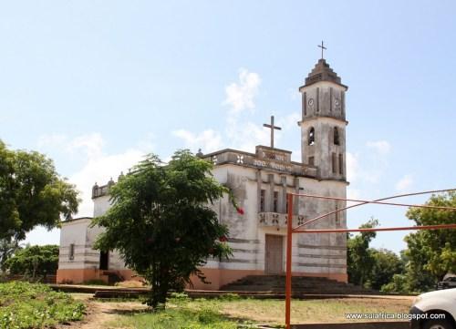 ANGOCHE - igreja católica