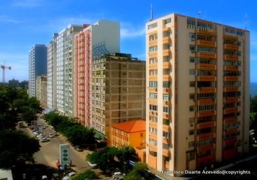 MAPUTO - Avenida Julius Nyerere