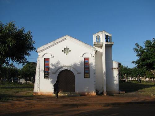 MANJACAZE- igreja